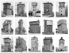 Bernd & Hilla Becher - My favorite photography couple! I love their photo series!