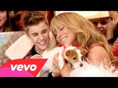 Music video by Justin Bieber peforming All I Want For Christmas Is You (SuperFestive!) (Shazam Version) feat. Mariah Carey. © 2011 The Island Def Jam Music Group