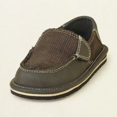 baby boy - shoes - corduroy slip-on shoe | Children's Clothing | Kids Clothes | The Children's Place