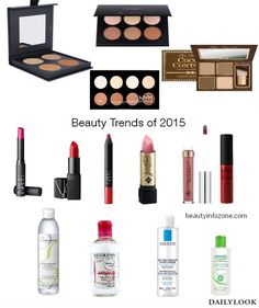 Makeup Wars - beauty trends for 2015 #beautyinfozone