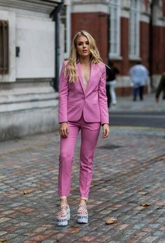 All the Must-See Street Style from London Fashion Week Spring 2017