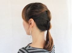 hair style bun 895 best hair images on hair looks gorgeous 7461 | 5fa7461ebd94c8922db80873c82e393c school style sleek ponytail