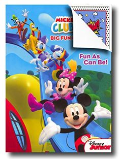 Disney Coloring Books For Kids With Sticker Mickey Mouse To View Further This Item