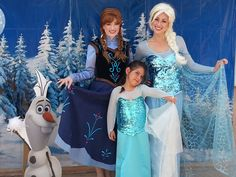 Party Princess Birthday party Elsa Anna Olaf | Princess Party Miami, Ft. Lauderdale, West Palm Beach, Princess Birthday, Party Characters for hire.