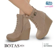 6513cb0c Unos botines mega fashion en color nude. #iLovePS #style #chic #fashion