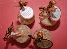 Snails and Puppy Dog Tails: Homemade Christmas Gifts