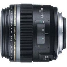 EF S 60mm Lens