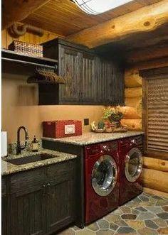 Laundry Room. Love it.