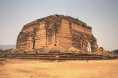 Mingun Pahtodawgyi | Mingun Pahtodawgyi, Burma