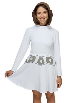 Princess Leia Dress
