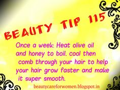 Hair Care Tips for Faster Hair Growth