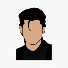 Arte One Direction, One Direction Drawings, One Direction Photos, Tumblr Stickers, Cool Stickers, Printable Stickers, Imprimibles One Direction, Desenhos One Direction, Desenho Harry Styles