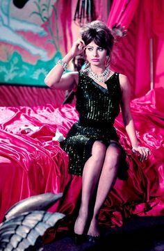 Sophia Loren 1960.