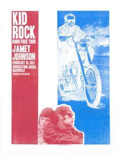 Kid Rock w/ Jamey Johnson
