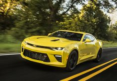 Forbes has a lot to say about the new 2016 Camaro