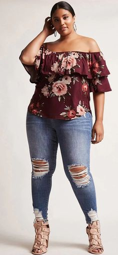 Confidence, Sex, and the Plus Size Woman Plus Size Summer Fashion, Plus Size Fashion For Women, Plus Size Women, Curvy Outfits, Stylish Outfits, Fashion Outfits, Womens Fashion, Fashion Ideas, Fashion Coat