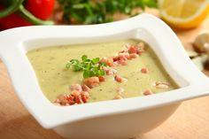 Bacon and Potato Soup Tasty, Yummy Food, Polish Recipes, Polish Food, Evaporated Milk, Potato Soup, Cheeseburger Chowder, Celery, Soup Recipes