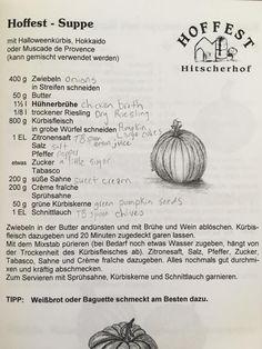 Hitscherhof farms famous pumpkin creme soup!!! My fav German soup!!!