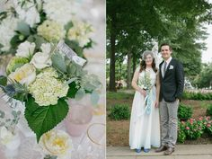 The NotWedding Athens Love the touch of Liddabits flags to add a personal touch to our florals. Holland Daze