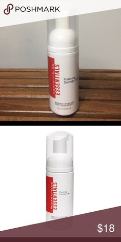 Foaming Sunless Tanner NWOT Best Sunless Tanner! Never opened. Factory sealed. Natural looking sun kissed tan without harmful tanning beds!  4.2 oz. Rodan+Fields Makeup