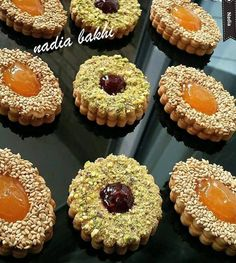 Cookie Desserts, Cookie Recipes, Dessert Recipes, Biscotti Cookies, Cake Cookies, Moroccan Desserts, Eid Sweets, Cake Business, Exotic Food
