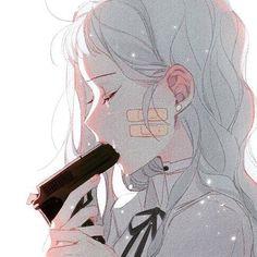 Anime Depression, Uzzlang Girl, Art Poses, Image Sharing, Aesthetic Anime, Anime Art, Manga Anime, Fan Art, Japanese