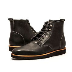 Lotzer Black Dress Boot