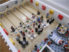 lego bowling alley - Google Search