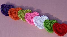 Ravelry: Lovely Little Hearts pattern by Amy Lynn Yarbrough