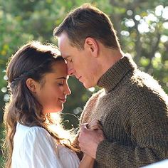 Movies: The Light Between Oceans: Alicia Vikander Michael Fassbender on their…