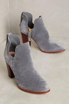 Charlotte Stone Cleo Booties - anthropologie.com