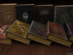 Skyrim book by Minomi9.deviantart.com on @deviantART