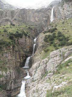 balconpinetacascadacinc.jpg (450×600).cascada del cinca(Huesca-españa)