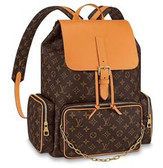 Buy and sell authentic handbags including the Louis Vuitton Trio Backpack Monogram Brown in Canvas with Gold-tone and thousands of other used handbags. Mochila Louis Vuitton Hombre, Ropa Louis Vuitton, Louis Vuitton Backpack, Louis Vuitton Handbags, Purses And Handbags, Louis Vuitton Monogram, Louis Vuitton Luggage, Sacs Design, Louis Vuitton Collection