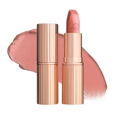Luminous Modern-Matte Lipstick in Super Cindy