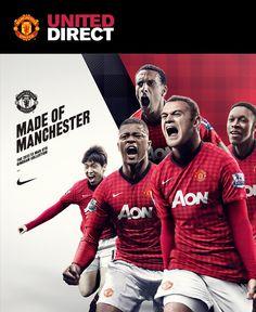 - Manchester United Home-Team Manchester United Images, Official Manchester United Website, Manchester United Football, Web Design, Social Media Design, Football Ads, Football Players, Sports Advertising, Social Media