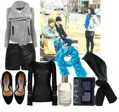 """Joan Watson Style"" by mazkool on Polyvore"
