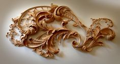cnc wood carve projects | Architectural and Ornamental Wood Carving by Alexander Grabovetskiy