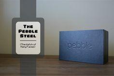 The Pebble Steel Watch Review & Giveaway - Viva Veltoro