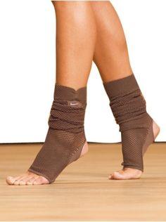 yoga nike socks for warmer autumn