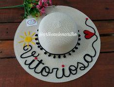 Beachwear Fashion, Sweet, Craft, Straws, Sombreros, Summer, Sewing