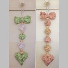 Crochet Earrings, Homemade, Jewelry, Jewlery, Home Made, Jewerly, Schmuck, Jewels, Jewelery