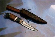 Work from 2002 | André Andersson Custom Knives - null