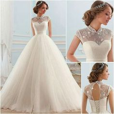 Sincerity Bridal Wedding Dresses, Wedding Dress Necklines, Dream Wedding Dresses, Designer Wedding Dresses, Bridal Dresses, Amazing Wedding Dress, Gorgeous Wedding Dress, Beautiful Dresses, Nice Dresses