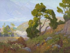 elmer wachtel paintings | Elmer Wachtel (1864 - 1929)