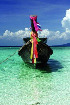 Krabi, Phranang Peninsula Thailand