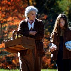 The trailer debut for Ellen Burstyn's