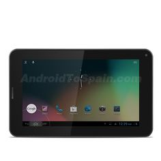 IPPO Tablet Teléfono Android 4.1 de 7 pulgadas F816 MTK8317 Dual-Core 2G/GSM llamada + GPS _tablet android_Tablet PC www.androidtospain.com Tablet Android, Android 4, Core