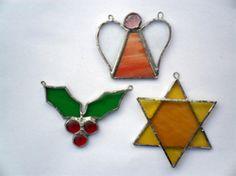 Three Christmas Decorations