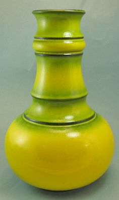 Jasba 1166 West German Pottery Vase